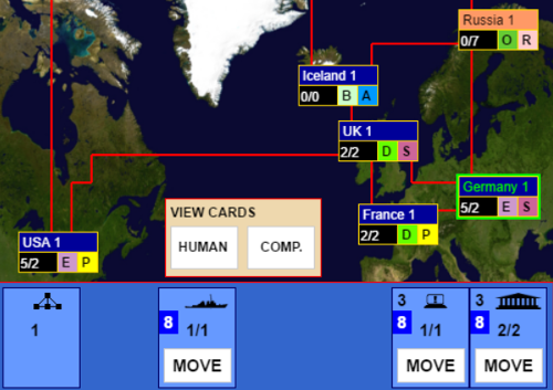 Hybrid War: Arctic Front