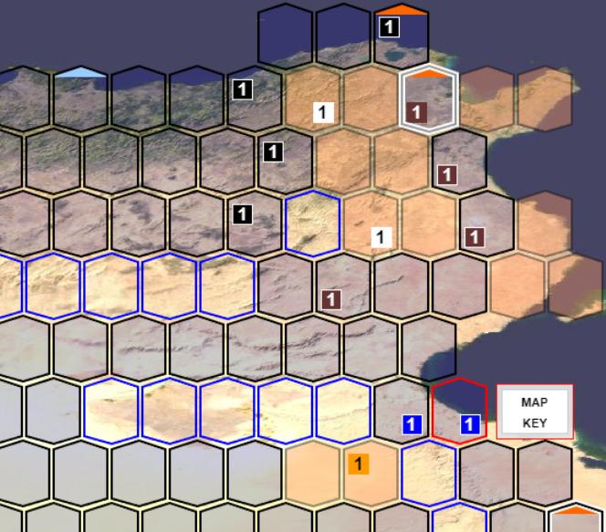 WWII Tunisia Campaign Video Game